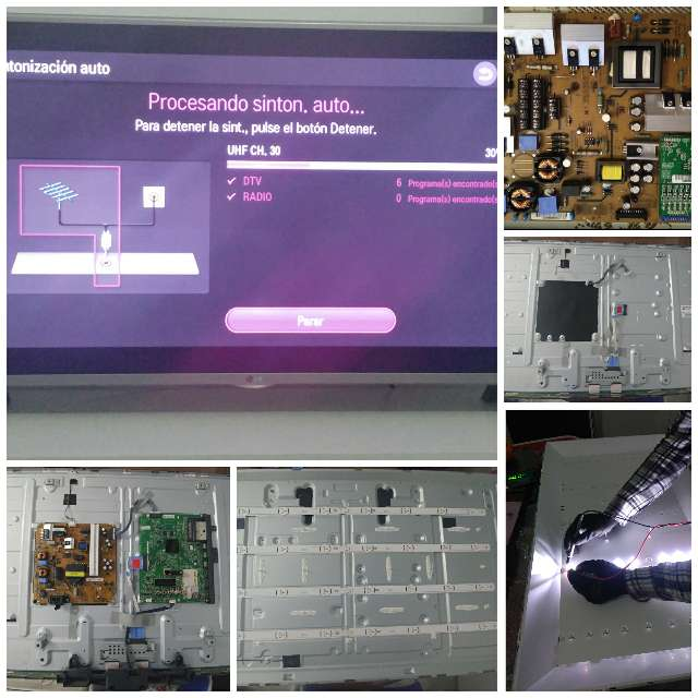 Imagen Reparacion Television Smart TV