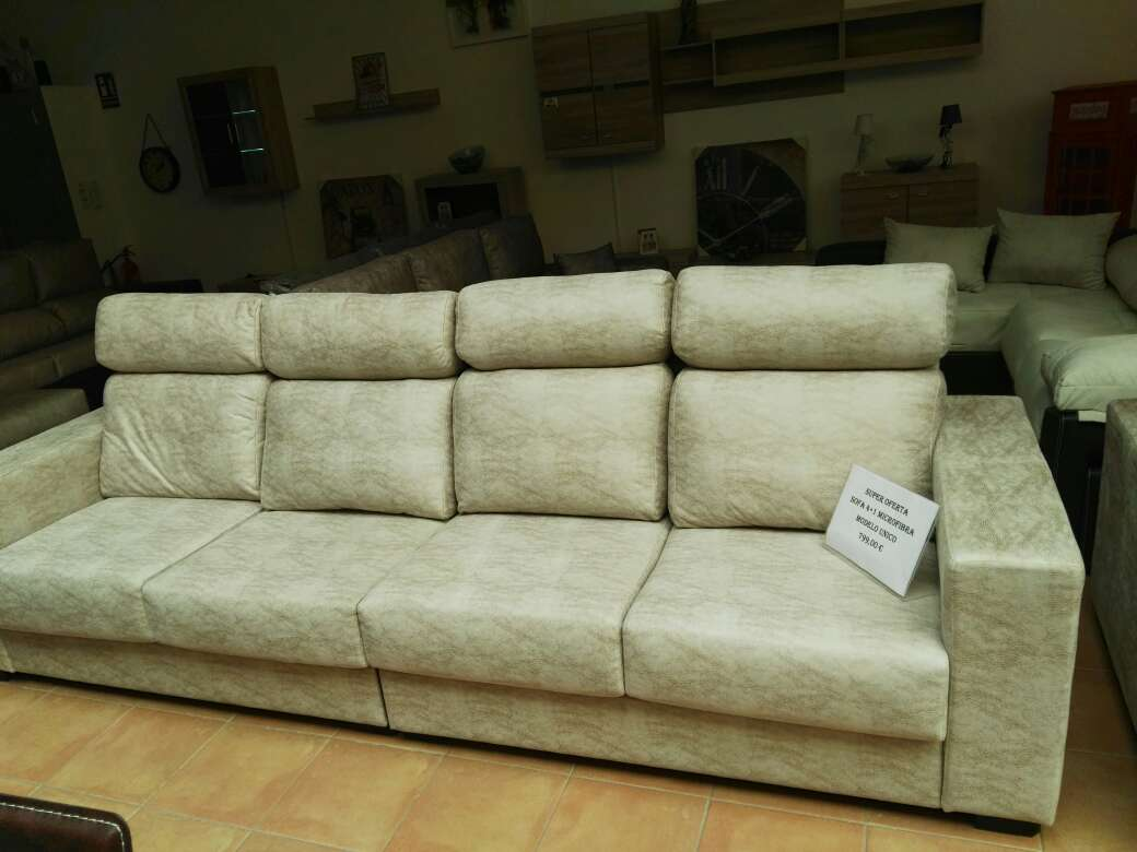 Imagen producto Sofa unico 4+1 2