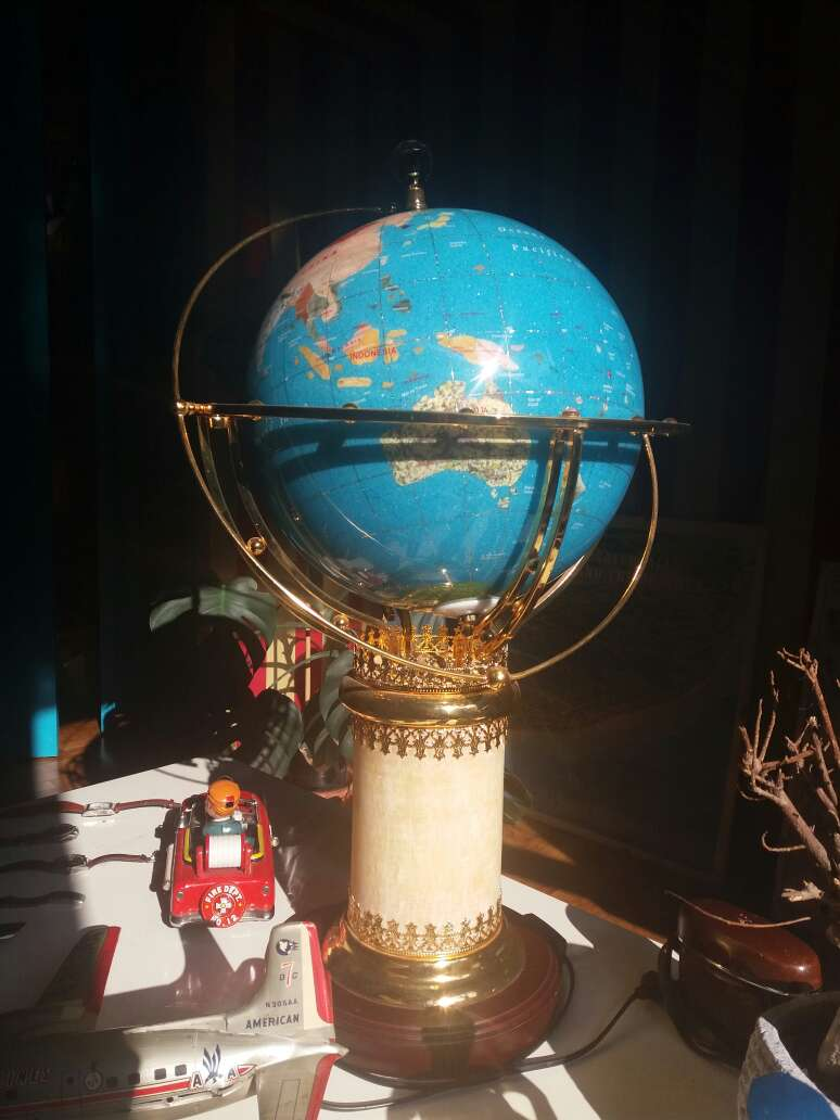 Imagen producto Bola del mundo/globo terraqueo 3