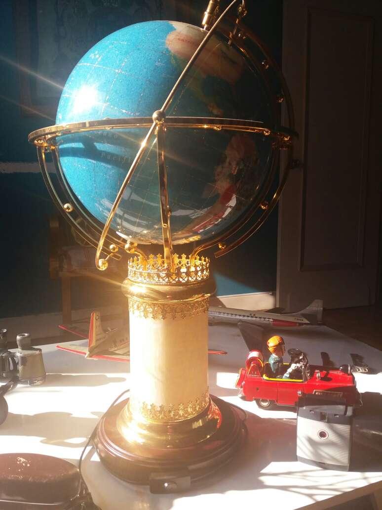 Imagen producto Bola del mundo/globo terraqueo 2