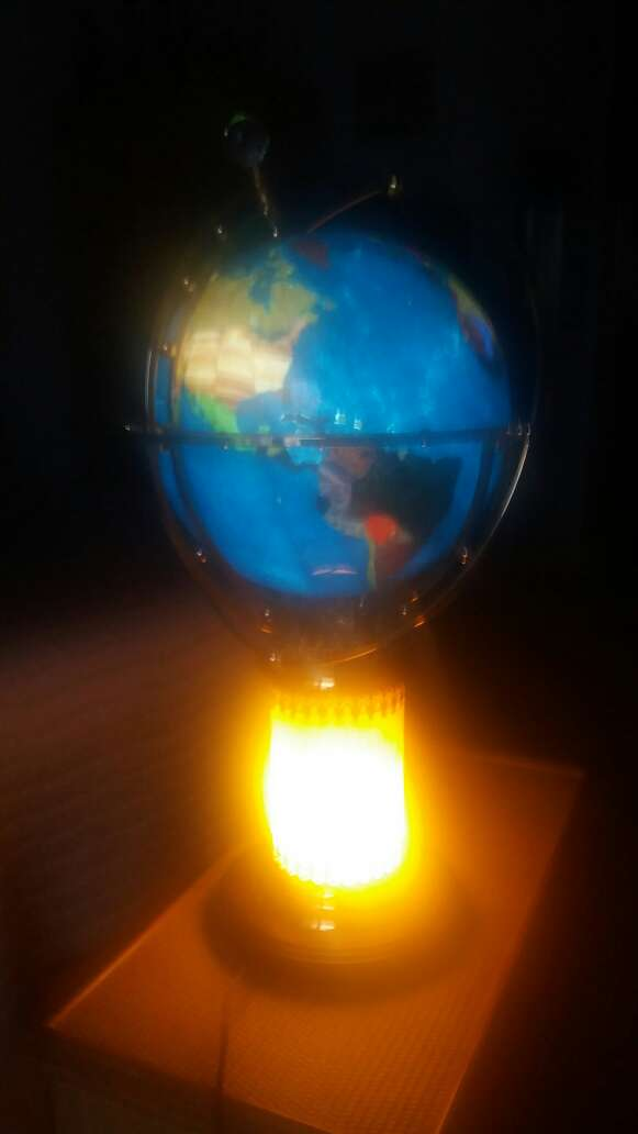 Imagen bola del mundo/globo terraqueo