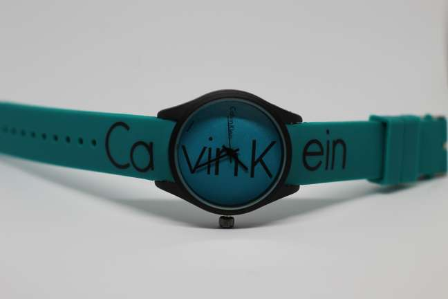 Imagen producto Reloj Ck silicona Nuevos  2