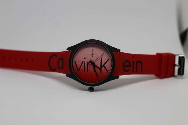 Imagen producto Reloj Ck silicona Nuevos  5