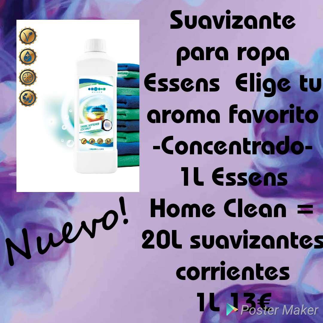 Imagen Essens Home Clean suavizante