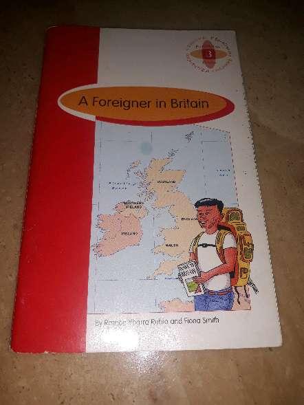 Imagen A foreigner in Britain