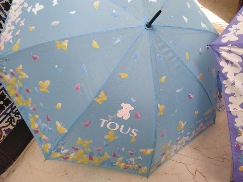 Imagen producto Paraguas cambia de color nuevos 9