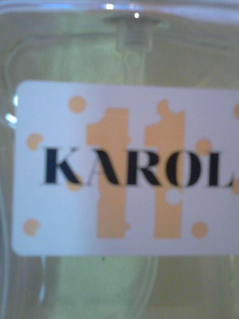 Imagen perfume karol 11