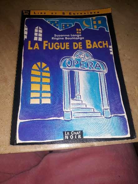 Imagen La fugue de BAch