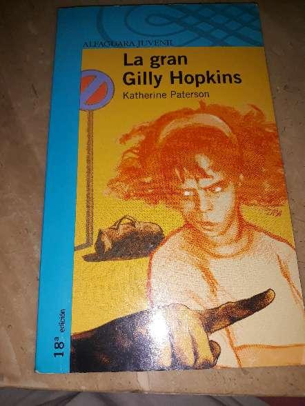 Imagen la gran Gilly hopkins