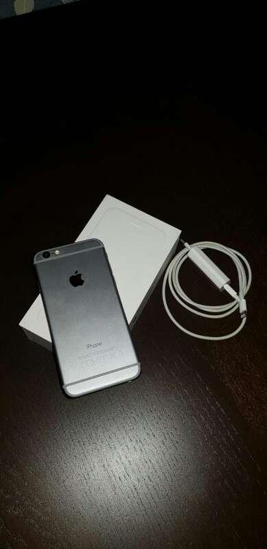 Imagen iPhone 6 16GB LIBRE