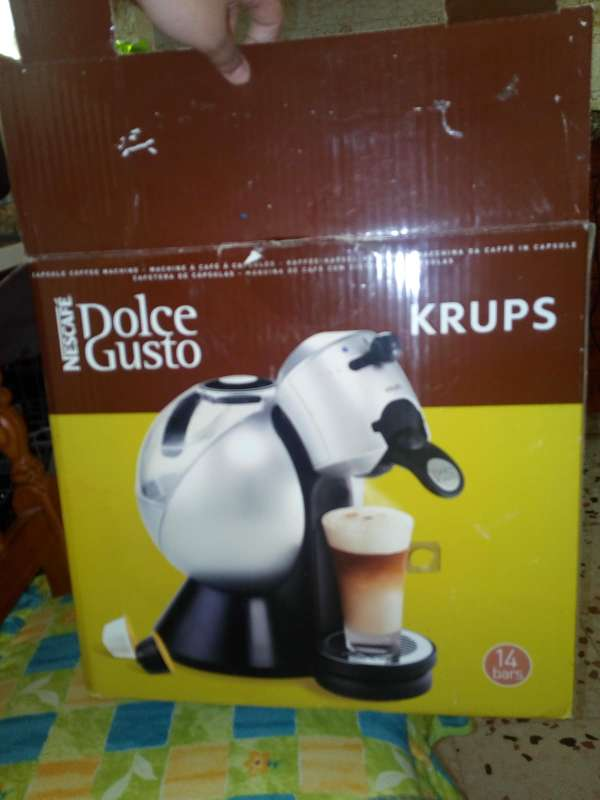 Imagen producto Cafetera dolce gusto 4