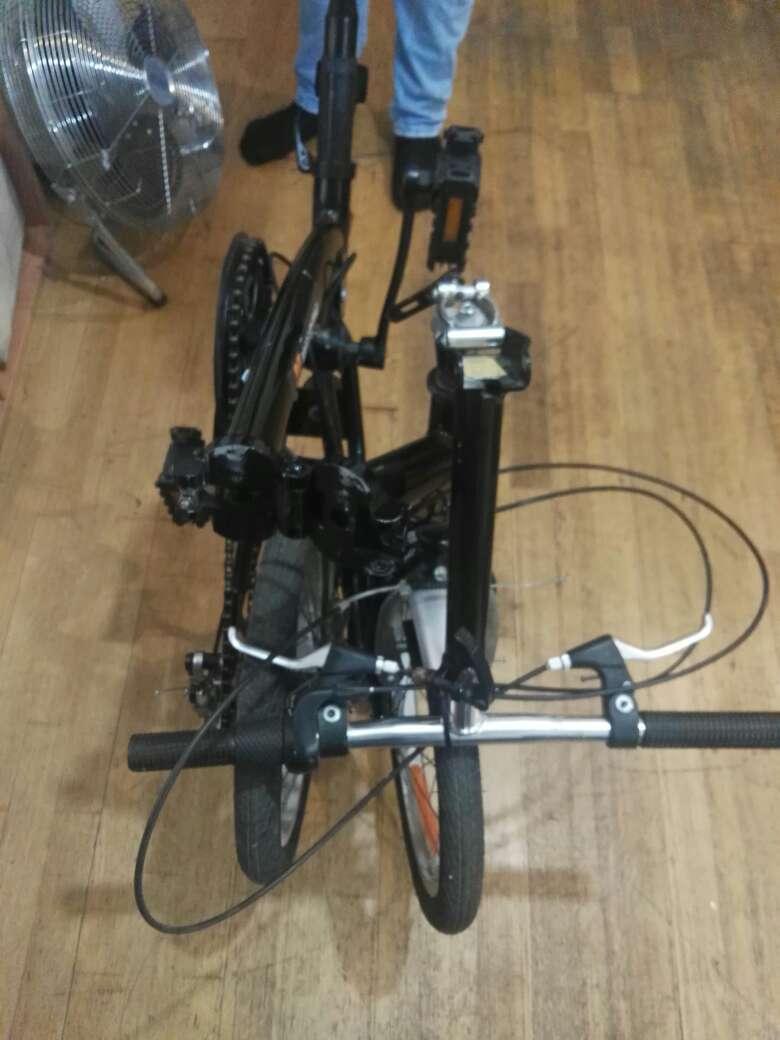 Imagen producto Bicicleta plegable marca würth 3
