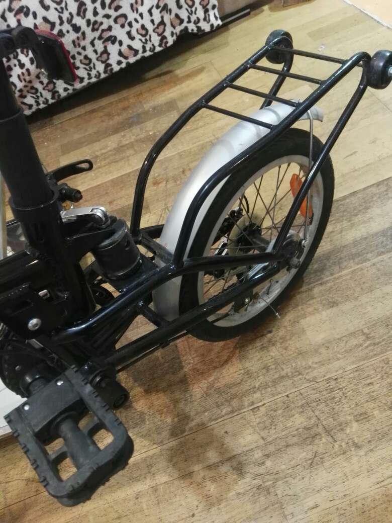 Imagen producto Bicicleta plegable marca würth 5