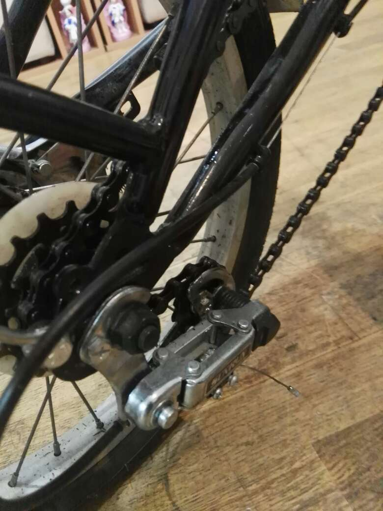 Imagen producto Bicicleta plegable marca würth 7