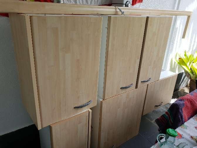 Imagen muebles alto cocina nuevoa