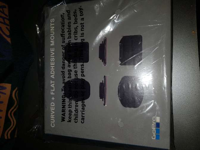 Imagen producto Gopro Curved  1
