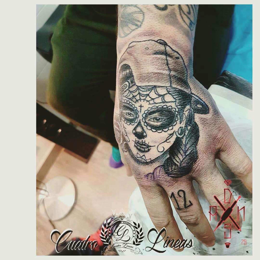 Imagen producto Tatuaje profesional carabanchel  2