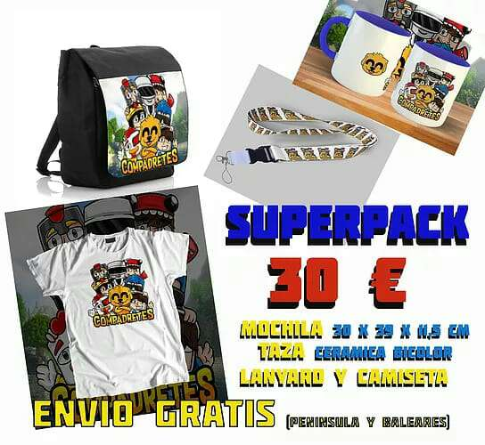 Imagen producto Oferta pack 4