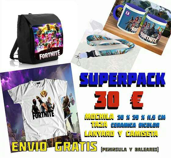 Imagen producto Oferta pack 3