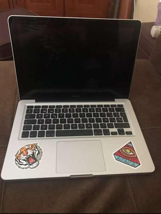 Imagen Vendo MacBook Pro 13
