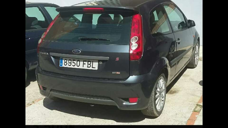 Imagen producto Ford Fiesta 1