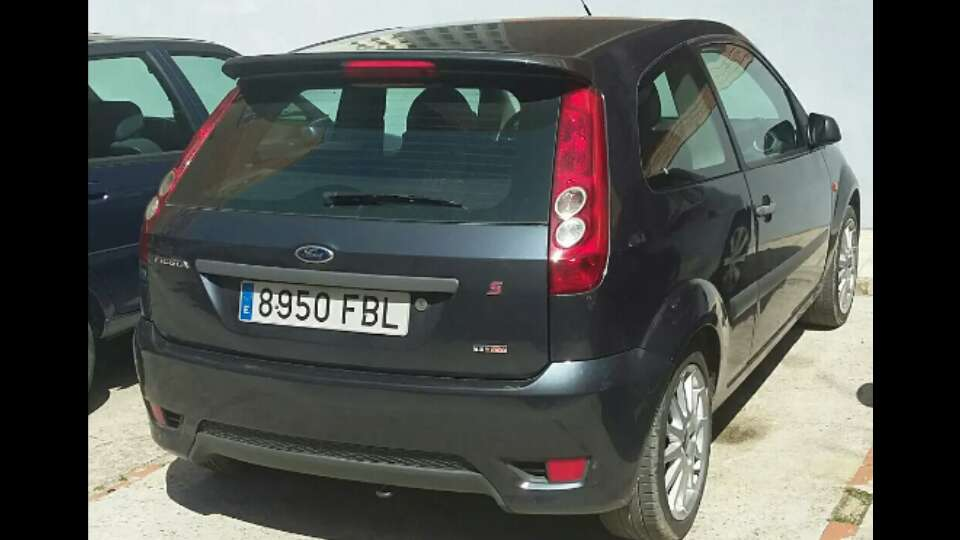 Imagen producto Ford Fiesta 6