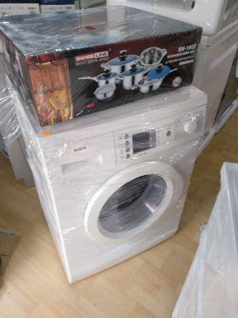 Imagen lavadora Bosch 7kilos