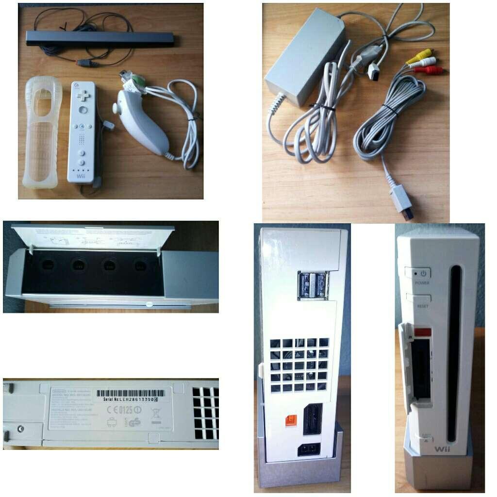 Imagen Consola Wii