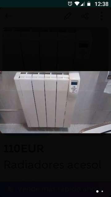 Imagen radiador acesol