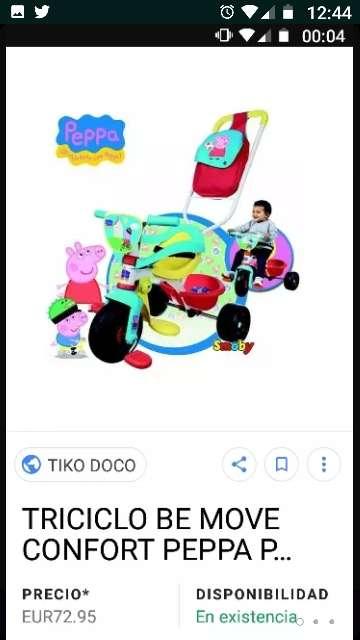 Imagen producto Triciclo evolutivo 2