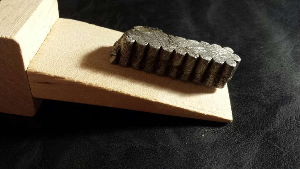 Imagen producto Meteorito Muonionalusta con nódulo  3