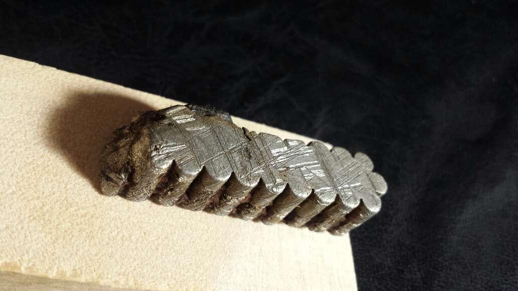 Imagen producto Meteorito Muonionalusta con nódulo  5