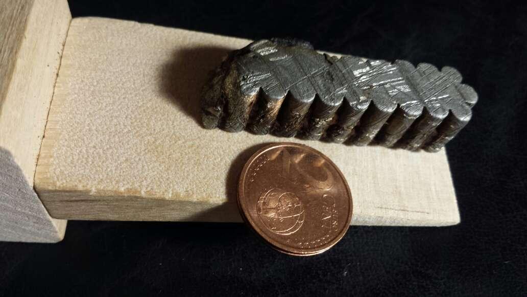 Imagen producto Meteorito Muonionalusta con nódulo  6