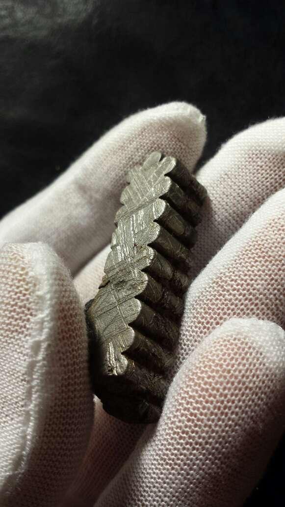 Imagen producto Meteorito Muonionalusta con nódulo  9