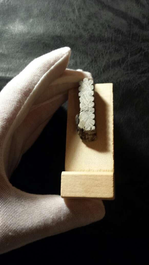 Imagen producto Meteorito Muonionalusta con nódulo  10