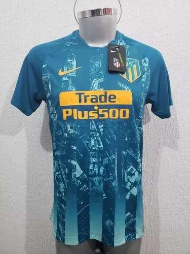 Imagen producto Camisetas Atlético de Madrid 2019 3 equipacion  1