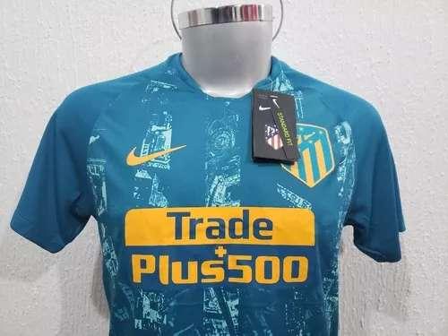 Imagen producto Camisetas Atlético de Madrid 2019 3 equipacion  4