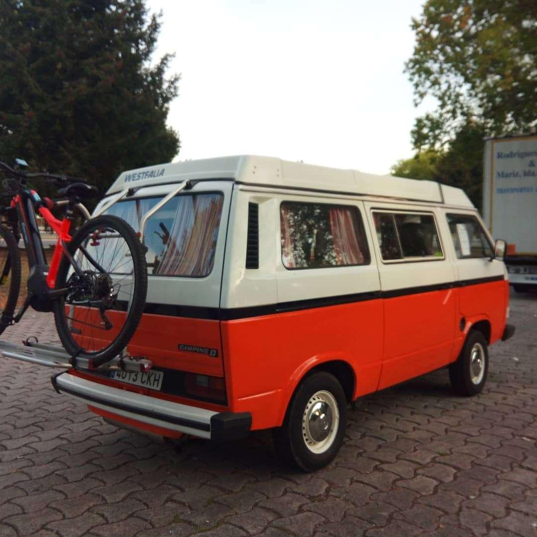 Imagen producto Volkwagen t3 8