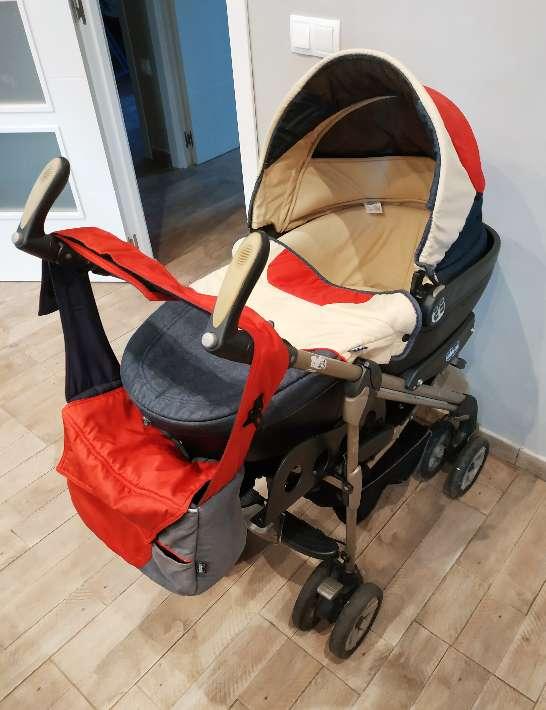 Imagen producto Trío Chicco bebé (Maxicosi + silla paseo + capazo) 3