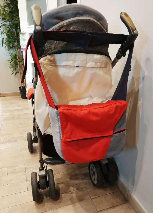 Imagen producto Trío Chicco bebé (Maxicosi + silla paseo + capazo) 4