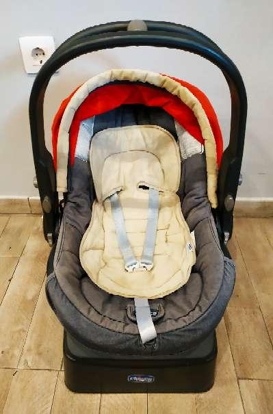 Imagen producto Trío Chicco bebé (Maxicosi + silla paseo + capazo) 6