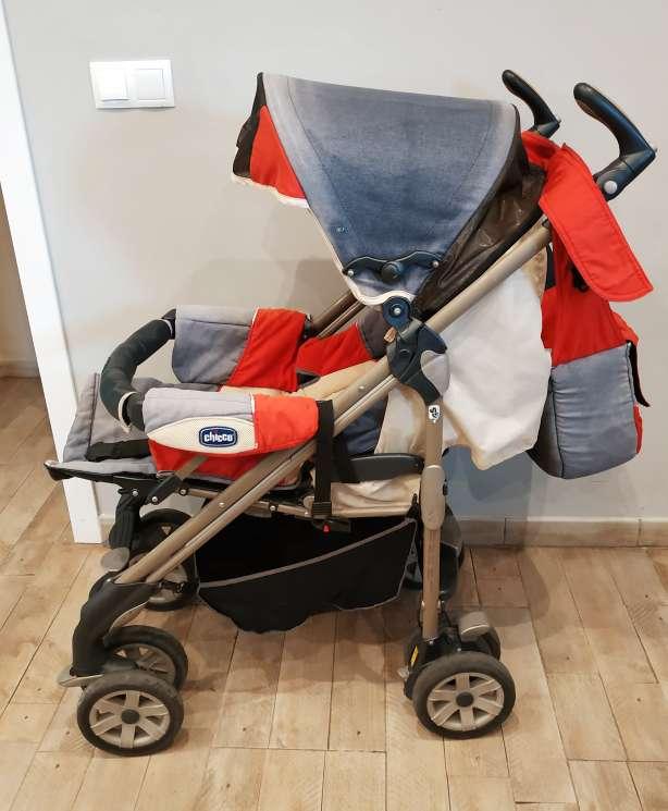 Imagen producto Trío Chicco bebé (Maxicosi + silla paseo + capazo) 7