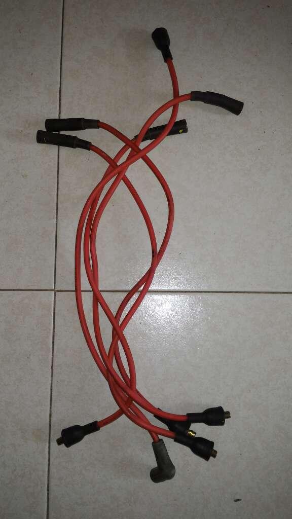 Imagen Cableado rojo bujias