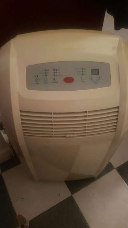 Imagen producto Climatizador de aire acondicionado portatil 3
