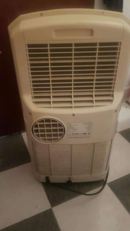 Imagen producto Climatizador de aire acondicionado portatil 4