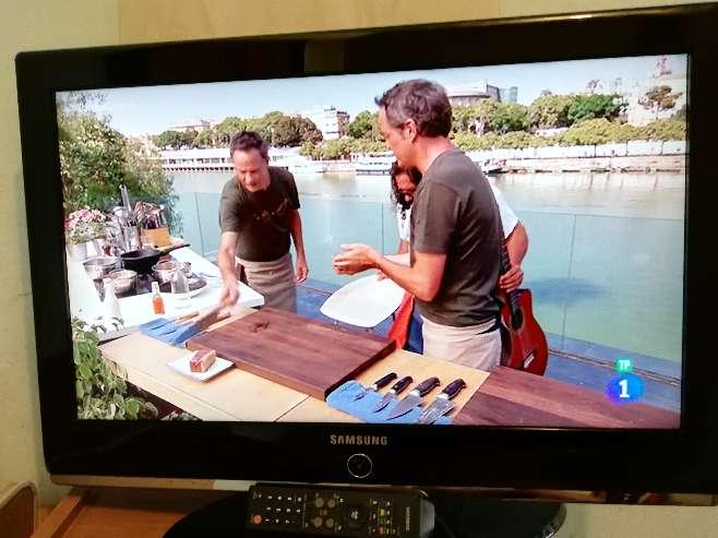 Imagen Tv Samsung 32 pulgadas