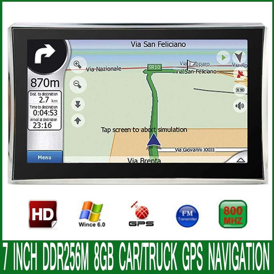 Imagen Navegadores GPS Pioneer con igo Primó Truck 2018
