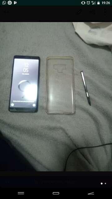 Imagen Note 9,vendo o cambio por otro mobil
