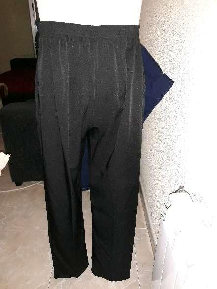 Imagen pantalon de vestir. negro
