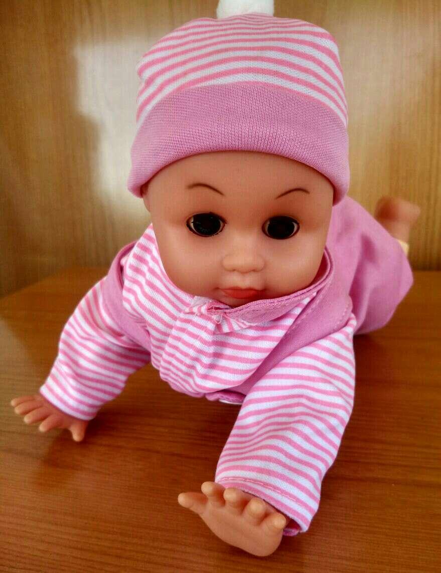 Imagen Muñeco bebé gateador